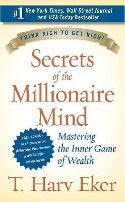 book cover millionaire mind