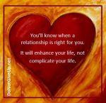 relationship heart tip