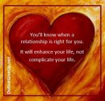 relationship heart tip