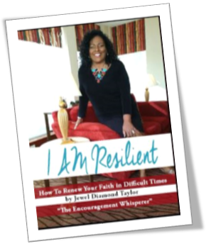 cover I am resilient