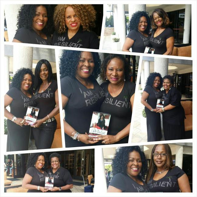 Resilient Book signing April 2014