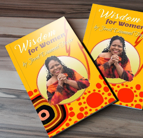Cover Wisdom for Women promo