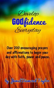 GODfidence book cover