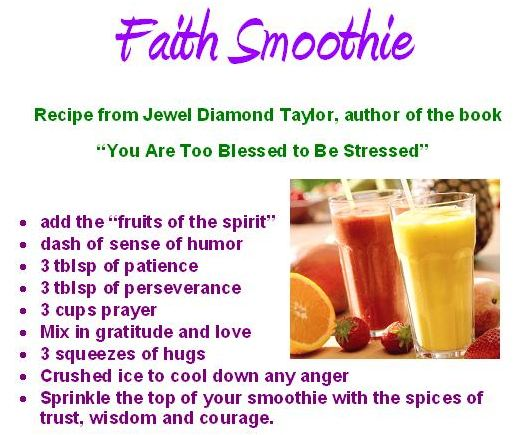 faith-smoothie